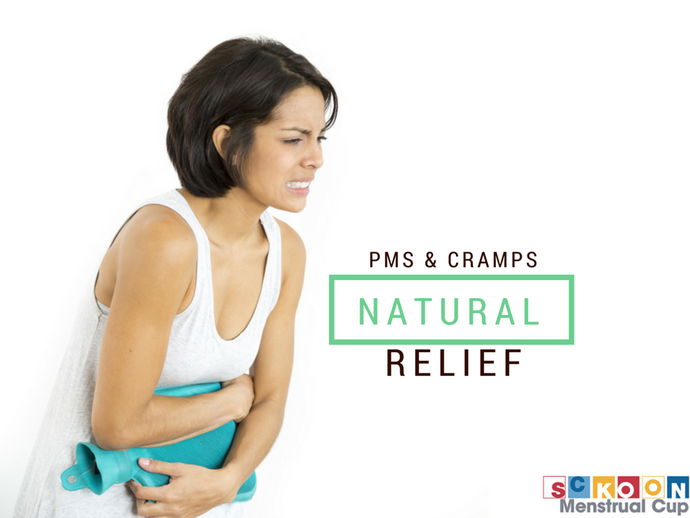 5 Natural Ways to Relieve PMS & Cramps