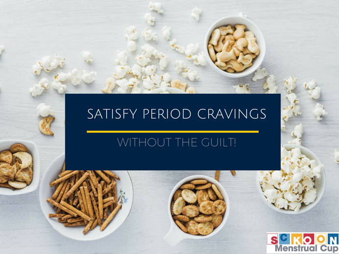 Period Cravings & How To Curb Them Without The Guilt!