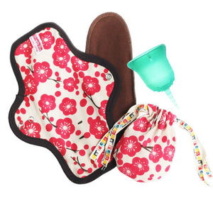 Why Choose Menstrual Cups and Cloth Pads