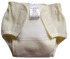 Organic Wool Diaper Covers