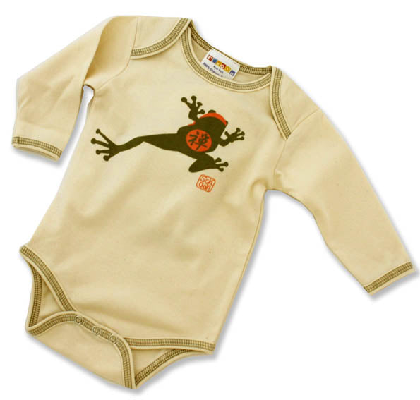 organic baby clothes bodysuite