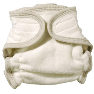 Sckoon Organic Cotton Baby Cloth Diaper Natural