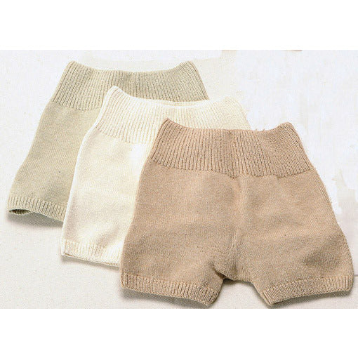 Sckoon Organic Cotton Baby Seamless Tummy Pants Short - SckoonCup