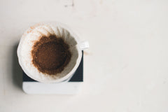 How To Brew: Pour Over Coffee with The Hario v60