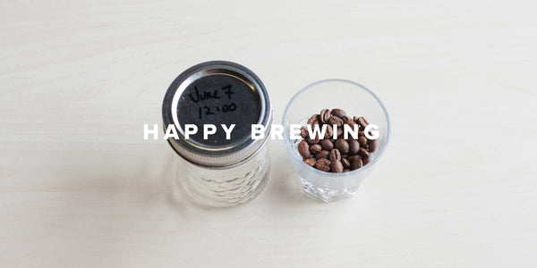 Happy Brewing Cold Brew Detour Coffee