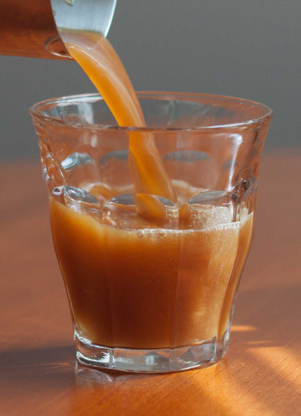 The Shakerato - How To Make Cold Brew Coffee