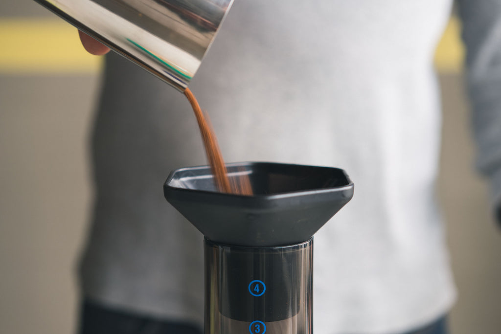 Fresh Coffee for The Aeropress | Detour Coffee