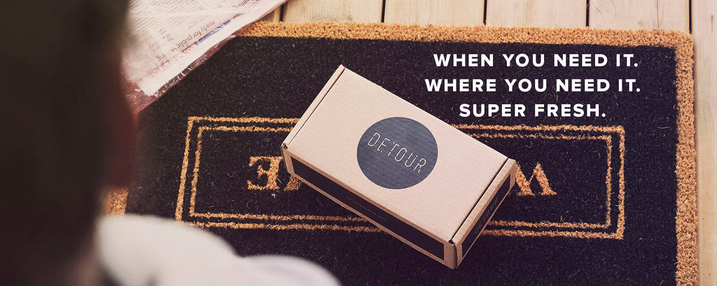 Detour Coffee Subscriptions Delivered To Your Door