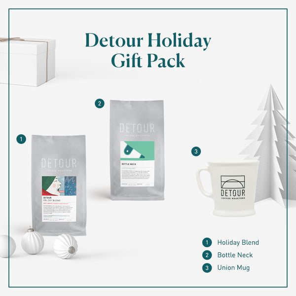 Holiday Gift Coffee & Mug