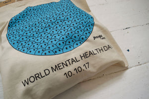 World Mental Health Day: £5 donated to CALM for every order this week and FREE tote bag on orders over £40