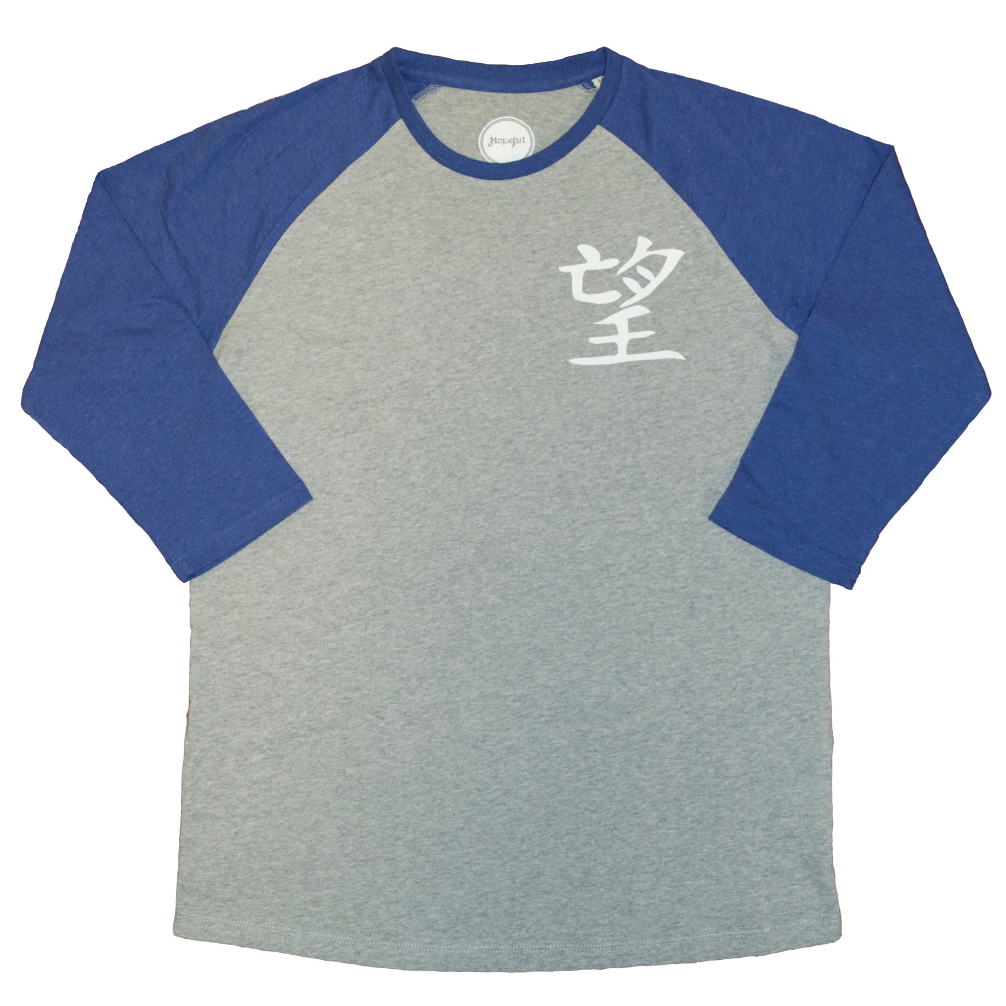 "ROL's ""Hope"" Organic 3/4 Sleeve T Shirt"