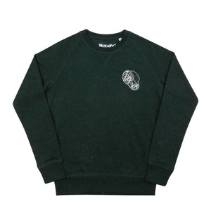 David's Boot Organic Sweat // Forest