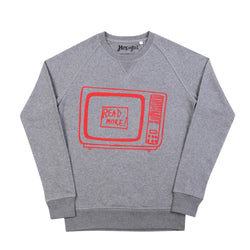 David's TV Organic Sweat // Stone