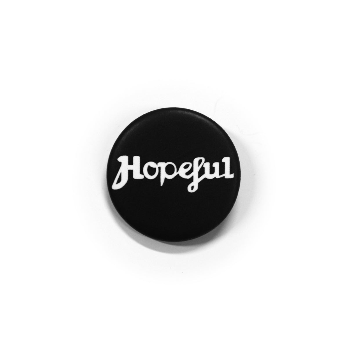 Hopeful Pin Badge