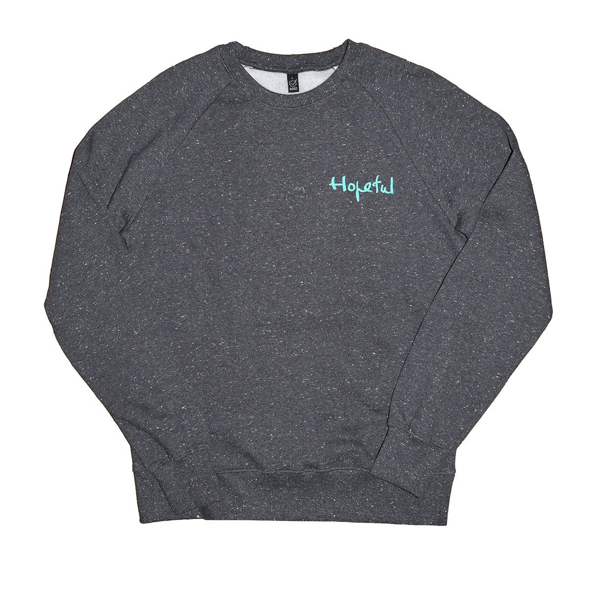 Hopeful x Homeless Fonts Organic Sweat // Dark