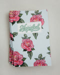 Naomi's Recycled Paper Notebook // 1