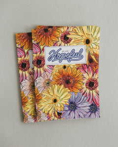 Naomi's Recycled Paper Notebook // 3