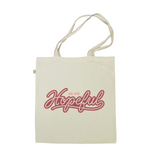 We Are Hopeful Organic Tote