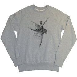 Naomi's Dancer Organic Sweatshirt Grey