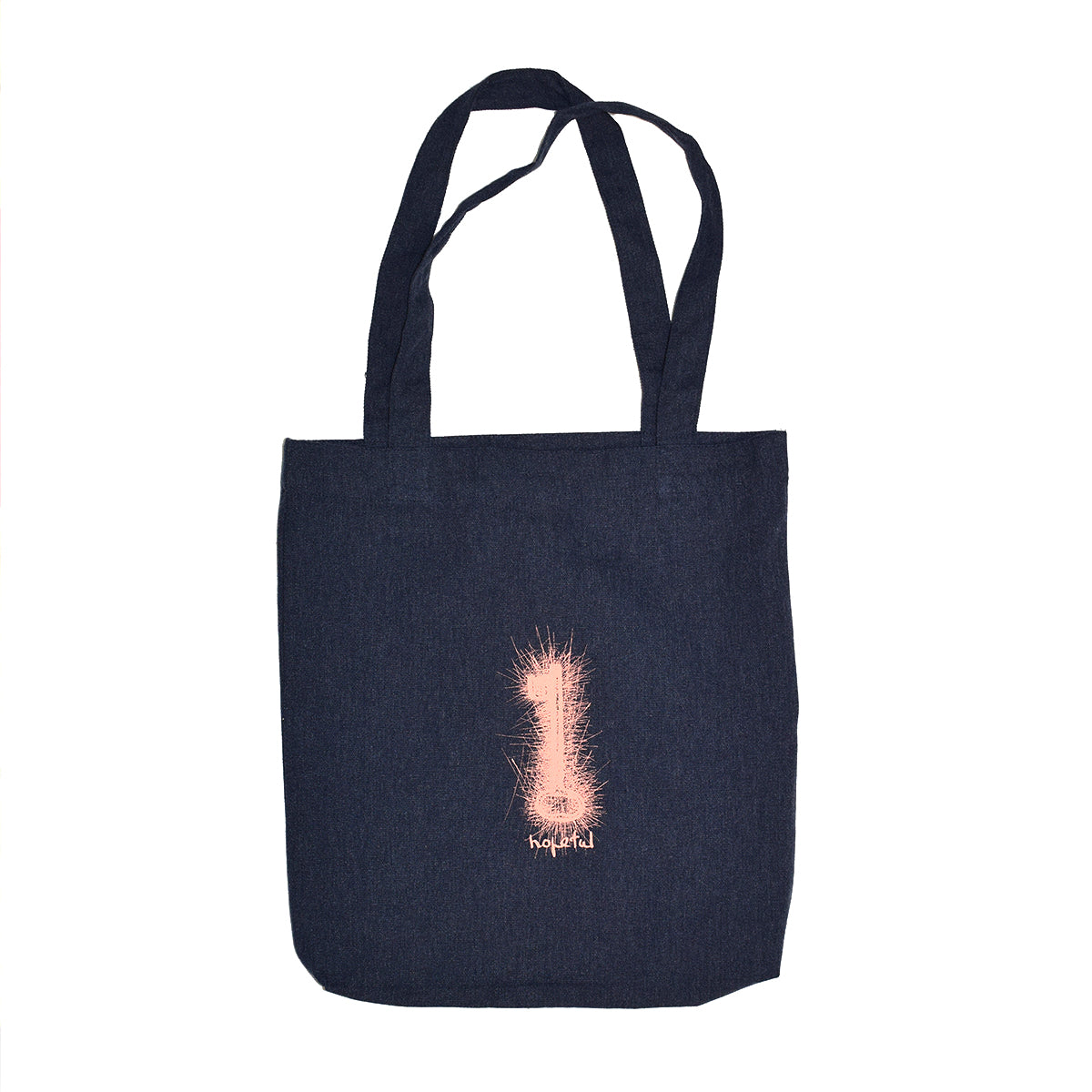 Miguels Key Recycled Shopper // Denim