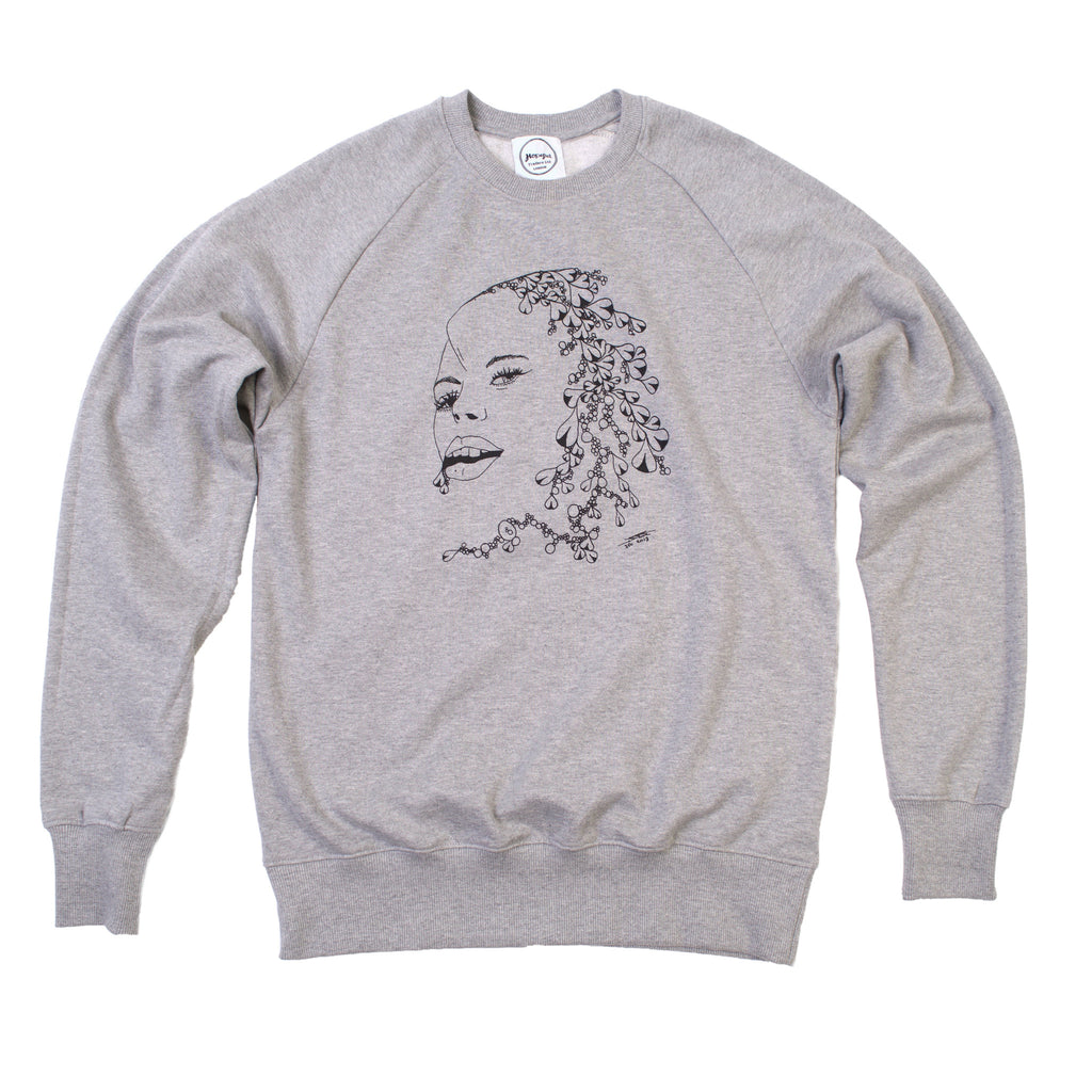 David's 1st Girl Organic Sweatshirt