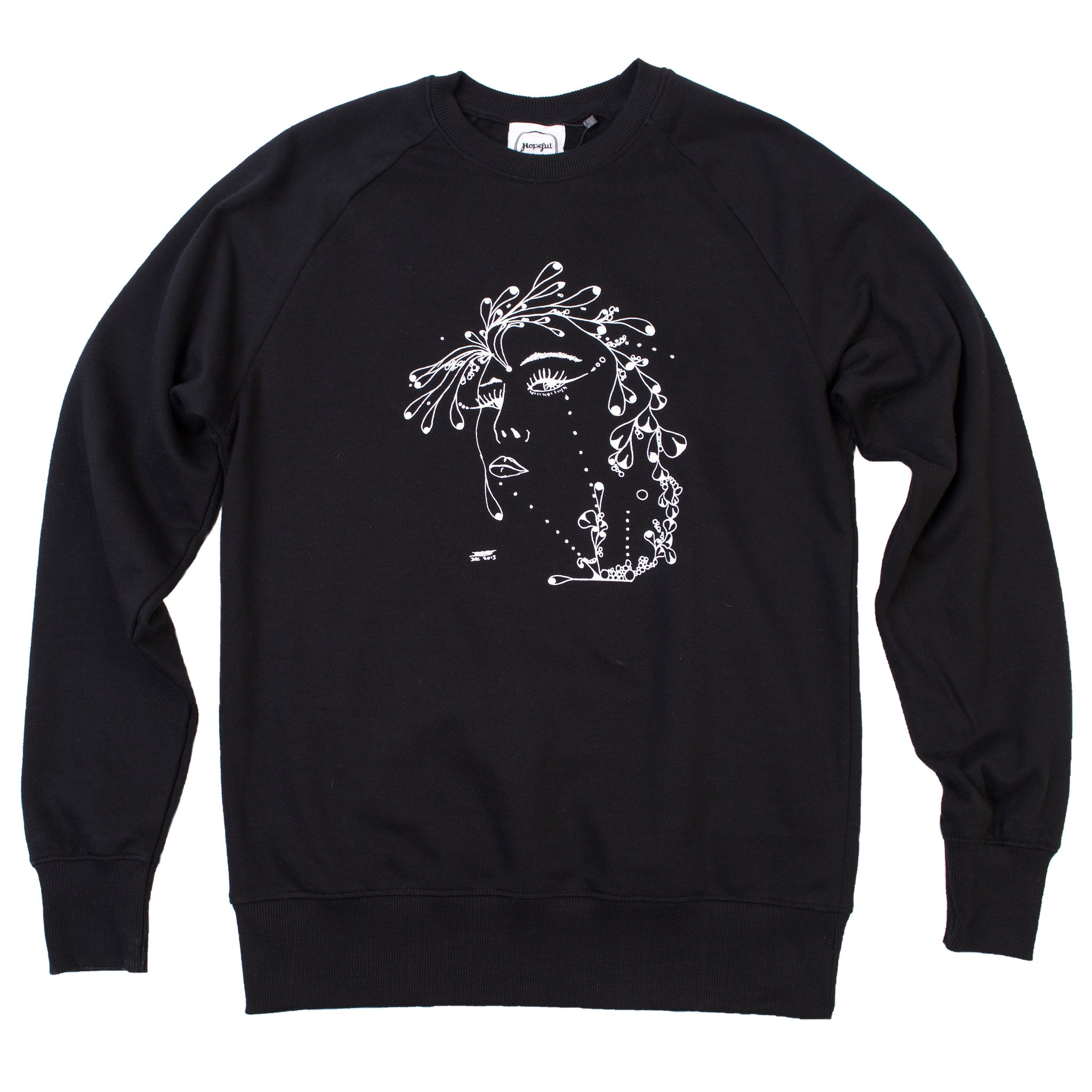 David's 2nd Girl Organic Sweatshirt