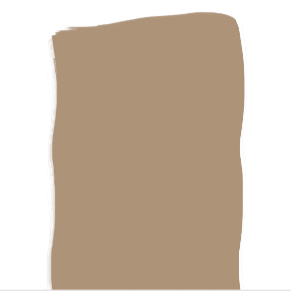 Similar to the hue of brown craft paper, this hue brings warmth and depth to interiors.