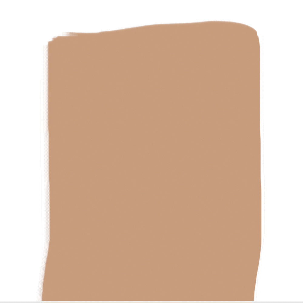 Dusty Terracotta best describes this color and dictates a flat finish.