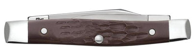 Case Knives Small Pen Knife - Brown Synthetic