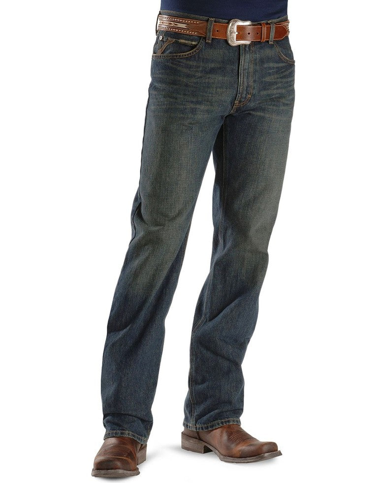 Ariat Men's M2 Swagger Relaxed Fit Jean