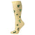 M & F Western Women's Boot Doctor Cactus Socks - Yellow