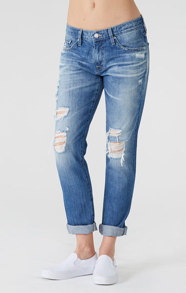 Women's Billie Slim Boyfriend Jean by Big Star