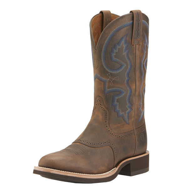 Distressed Brown Quantum Crepe by Ariat