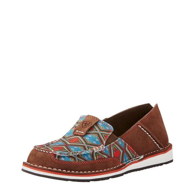Women's Aztec Cruiser Moc by ARIAT