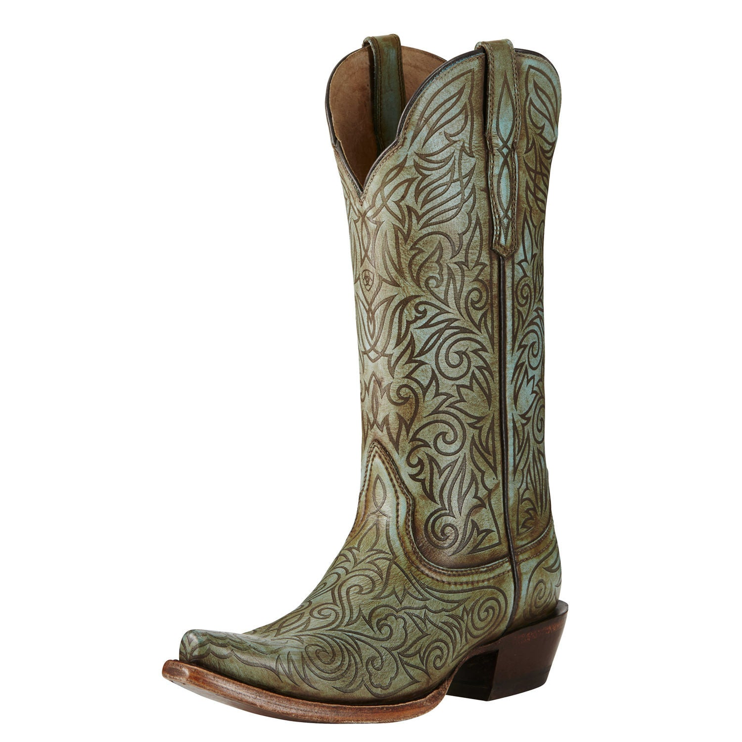 Ariat Naturally Turquoise Sterling Women's Boot
