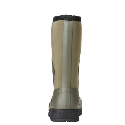 Ariat Springfield Waterproof Olive Rubber Women's Boot