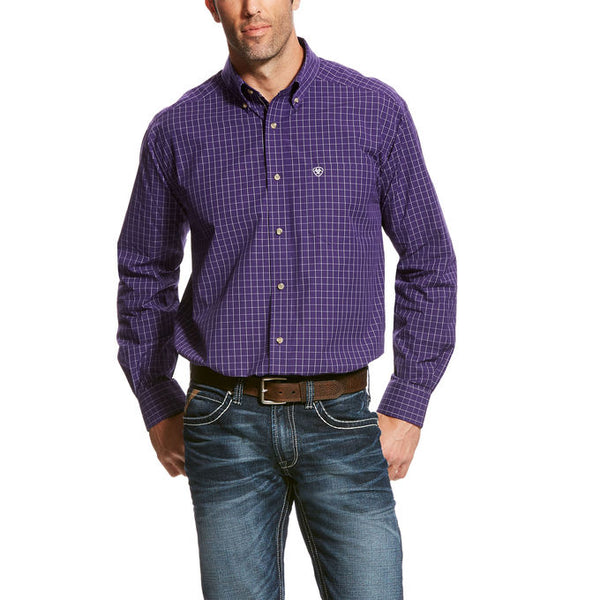 Tailgate Stretch Shirt By Ariat