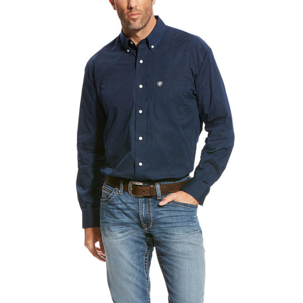 Saltman Stretch Shirt By Ariat