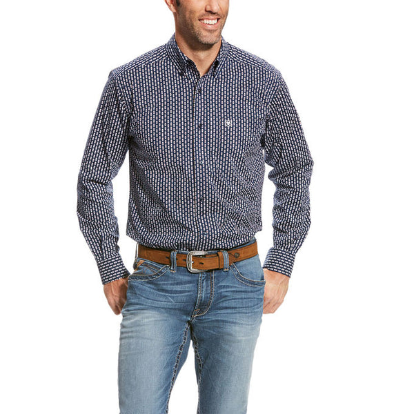 Sargas Stretch Shirt By Ariat