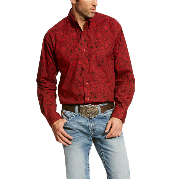 Men's Camero L/S Button Up By Ariat