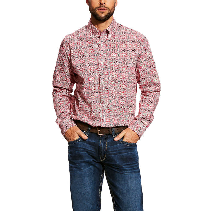 Ariat Men's Gardella Long Sleeve Button Up Men's Shirt