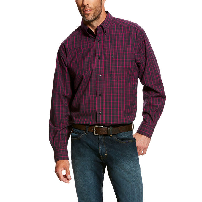 Ariat Obsidian Faford Button Up Shirt