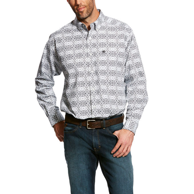 Ariat Frasier Men's Button Down Shirt