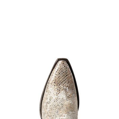 Ariat Dixon Metallic Snake Women's Bootie