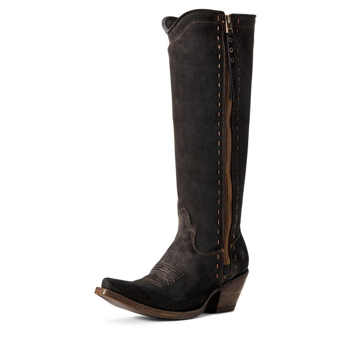 Ariat Black Giselle Women's Knee High Boot