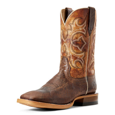 Ariat Relentless High Call Tobacco/ Rustic Sienna Men's Boot