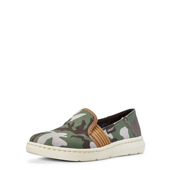 Ariat Ryder Camo Women's Slip-On