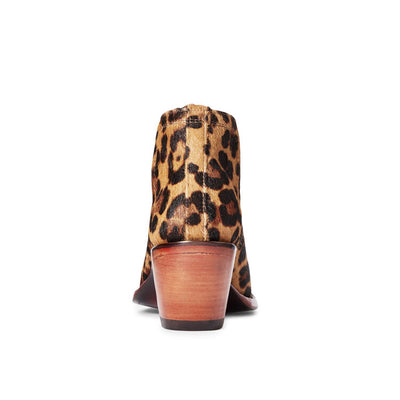 Ariat  Women's Dixon Haircalf Western Boots - Leopard Hair On