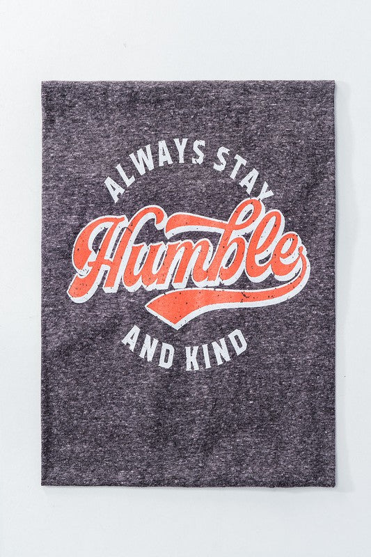 Women's Always Be Humble T-Shirt