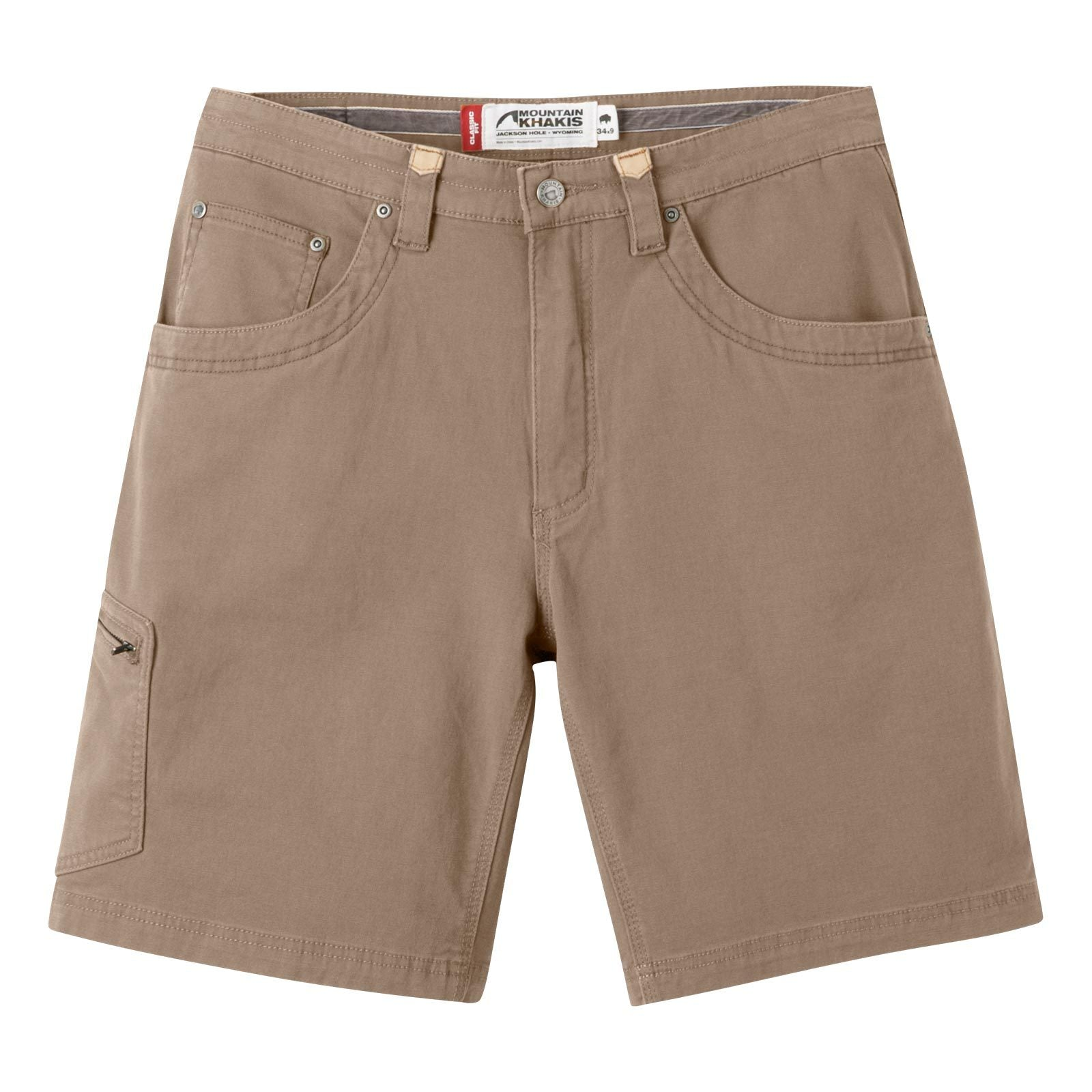 Mountain Khakis: Khaki Classic Fit Men's Short